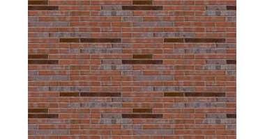 Фасадный клинкерный кирпич Schleswig glatt (490х52x115)