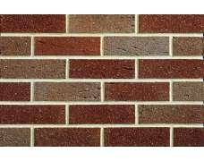 Фасадный клинкерный кирпич Altfarben-bunt (красно коричневый) grob-besandelt (240х71x115)