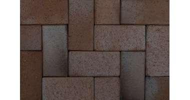 Клинкерная брусчатка Mitternachtblau 9211 (240х78х52)