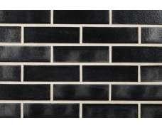 Клинкерная плитка для фасада Silber-Schwarz (240х71х10)