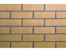 Фасадный клинкерный кирпич Rheinland creme-gelb glatt (240х71x115)