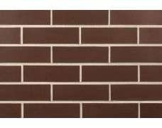 Клинкерная плитка для фасада Alaska Braun glatt (240x71x7)