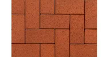 Клинкерная брусчатка Rot-nuanciert 0211(240х78х52)